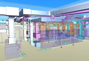 設計図及び施工図作成実績(CAD)2